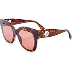 Fendi Women's Square Sunglasses, 51mm found on Bargain Bro Philippines from bloomingdales.com for $380.00
