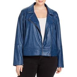 Lysse Plus Sienna Faux-Leather Moto Jacket found on Bargain Bro UK from Bloomingdales UK
