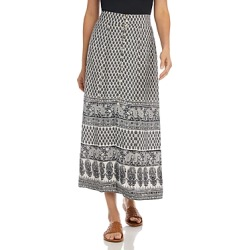 Karen Kane Printed Button-Front Skirt found on Bargain Bro Philippines from bloomingdales.com for $89.60