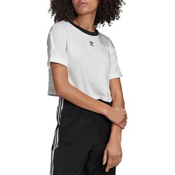 adidas Crop Ringer Tee found on Bargain Bro Philippines from bloomingdales.com for $28.00