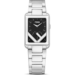 Fendi Run Away Rectangle Watch, 22.5mm x 32mm found on Bargain Bro Philippines from Bloomingdale's Australia for $1005.53