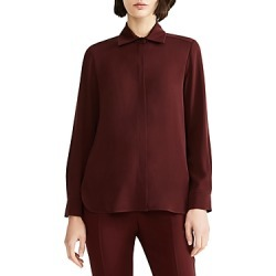 Max Mara Pilade Silk Shirt found on Bargain Bro UK from Bloomingdales UK
