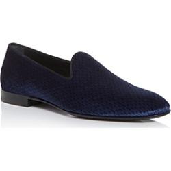 Boss Hugo Boss Men's Glam Velvet Smoking Slippers found on MODAPINS from bloomingdales.com for USD $358.20