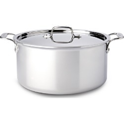 All-Clad Stainless Steel 8-Quart Stock Pot with Lid found on Bargain Bro India from Bloomingdale's Australia for $364.16
