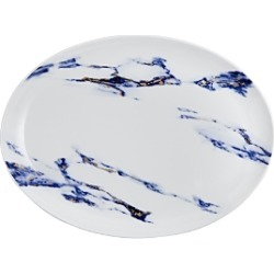 Prouna Marble Azure 14 Oval Platter found on Bargain Bro Philippines from Bloomingdale's Australia for $132.48