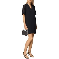 Whistles Lina Animal Dobby Dress found on MODAPINS from Bloomingdales UK for USD $117.81