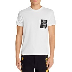 Versace Jeans Couture Logo Tee found on Bargain Bro Philippines from Bloomingdale's Australia for $185.22