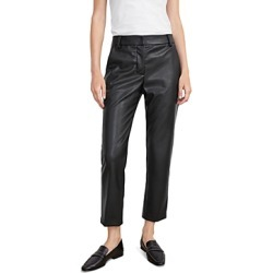 Velvet by Graham & Spencer Hydie Faux Leather Cropped Pants found on Bargain Bro from Bloomingdales Canada for USD $157.78