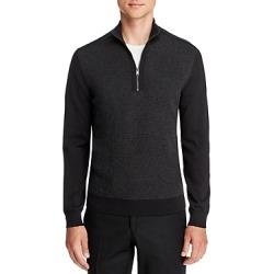 Boss Bagatti Quarter-Zip Sweater - 100% Exclusive found on Bargain Bro UK from Bloomingdales UK