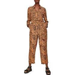 Whistles Safari Print Jumpsuit found on Bargain Bro UK from Bloomingdales UK