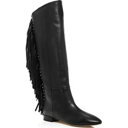 Saint Laurent Women's Dana 20 Tassel Tall Boots found on Bargain Bro Philippines from Bloomingdale's Australia for $1794.06