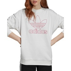 adidas Trefoil Logo Sweatshirt found on Bargain Bro Philippines from bloomingdales.com for $60.00
