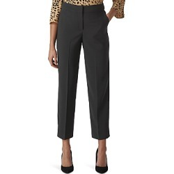 Whistles Kate Classic Crop Pants found on MODAPINS from Bloomingdales UK for USD $232.76