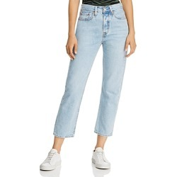Levi's Wedgie Straight Jeans in Montgomery Baked found on MODAPINS from bloomingdales.com for USD $98.00
