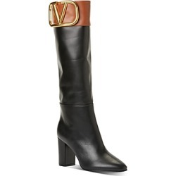 Valentino Garavani Women's High-Heel Boots found on Bargain Bro India from bloomingdales.com for $1595.00