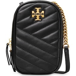 Tory Burch Kira Chevron North South Leather Crossbody found on Bargain Bro UK from Bloomingdales UK