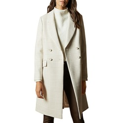 Ted Baker Sophili Double-Breasted Coat