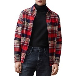 Scotch & Soda Slim Fit Flannel Shirt found on Bargain Bro India from Bloomingdales Canada for $156.94