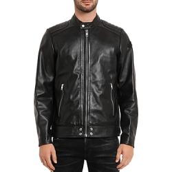 Diesel L-Shiro Leather Moto Jacket found on Bargain Bro UK from Bloomingdales UK