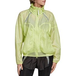 adidas by Stella McCartney Hooded Rain Jacket found on MODAPINS from bloomingdales.com for USD $101.97