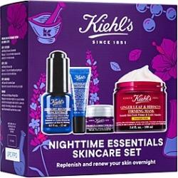 Kiehl's Since 1851 Nighttime Essentials Skin Care Gift Set