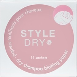 Styledry Blot & Go Dry Shampoo Blotting Paper - Fragrance-Free found on MODAPINS from bloomingdales.com for USD $12.00