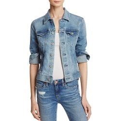 Ag Robyn Denim Jacket in Streamside found on Bargain Bro Philippines from bloomingdales.com for $198.00