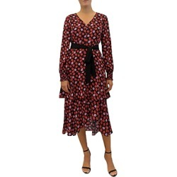 Sam Edelman Long Sleeve Bold Poppy Dress found on MODAPINS from Bloomingdales UK for USD $166.20