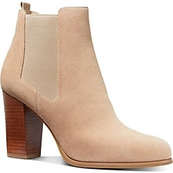 Michael Michael Kors Women's Lottie High-Heel Ankle Booties found on Bargain Bro Philippines from bloomingdales.com for $72.97