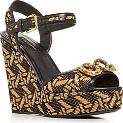 Dolce & Gabbana Women's Platform Wedge Sandals found on Bargain Bro Philippines from Bloomingdale's Australia for $732.51