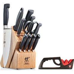 Zwilling J.a. Henckels Four Star 13-Piece Knife Block Set