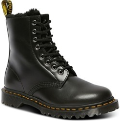 Dr. Martens Women's 8 Eye Faux Fur Lined Boots found on MODAPINS from Bloomingdales UK for USD $170.90