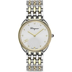 Ferragamo Cuir Watch, 34mm (54% off) - Comparable value $1095 found on Bargain Bro from Bloomingdales Canada for USD $403.73