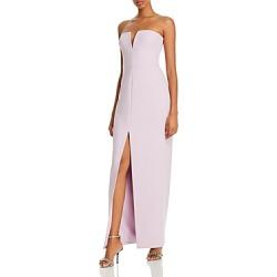 Bcbgmaxazria Strapless Crepe Gown - 100% Exclusive