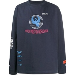 Heron Preston Hp Worldwide Cotton Logo Graphic Tee found on MODAPINS from Bloomingdale's Australia for USD $380.69