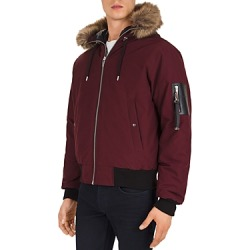 The Kooples Hooded Down Bomber Jacket found on Bargain Bro Philippines from Bloomingdales Canada for $313.64