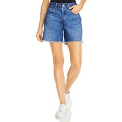 Levi's 501 Cotton Cutoff Denim Shorts found on MODAPINS from bloomingdales.com for USD $69.50