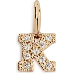 Zoe Chicco 14K Yellow Gold Diamond Initial Charm found on Bargain Bro India from Bloomingdales Canada for $309.43