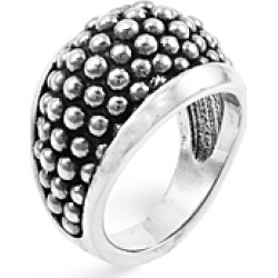 Lagos Sterling Silver Caviar Domed Ring found on Bargain Bro India from Bloomingdales Canada for $262.23