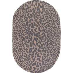 Surya Athena Ath-5114 Oval Area Rug, 6' x 9' found on Bargain Bro Philippines from Bloomingdale's Australia for $840.36