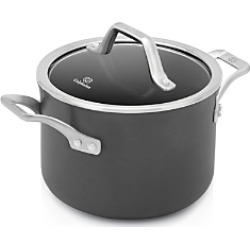 Calphalon Signature Nonstick Cookware 4-Quart Soup Pot with Cover found on Bargain Bro India from Bloomingdale's Australia for $116.89