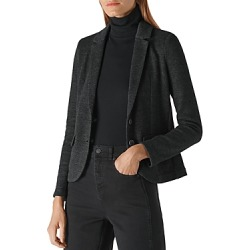 Whistles Slim Jersey Knit Blazer found on Bargain Bro UK from Bloomingdales UK