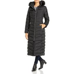 Calvin Klein Faux Fur-Trim Maxi Puffer Coat found on Bargain Bro India from Bloomingdale's Australia for $243.21