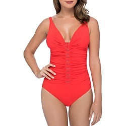 Profile by Gottex Moto D-Cup One Piece Swimsuit found on Bargain Bro UK from Bloomingdales UK