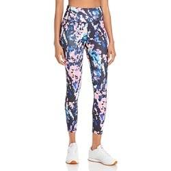 Nanette Lepore Play Spotted Bouquet 7/8 Legging (57% off) - Comparable value $58 found on Bargain Bro from Bloomingdales Canada for USD $20.19