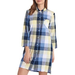 Barbour Promenade Cotton & Linen Shirtdress found on MODAPINS from bloomingdales.com for USD $97.50