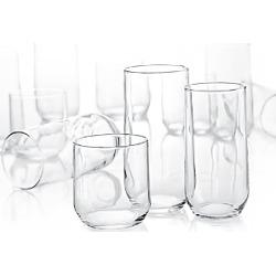 Luminarc 18-Piece Metro Glassware Set