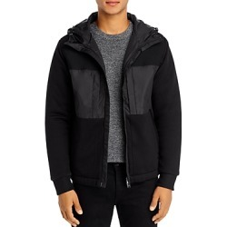 Boss Seeger Mixed-Media Zip Hoodie found on Bargain Bro India from Bloomingdales Canada for $315.20