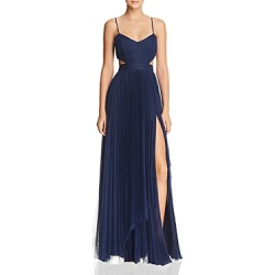 Fame and Partners Dakota Cutout Gown - 100% Exclusive