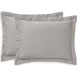 Highline Bedding Co. Sullivan 400TC Cotton Sateen Solid Standard Sham, Pair found on Bargain Bro UK from Bloomingdales UK